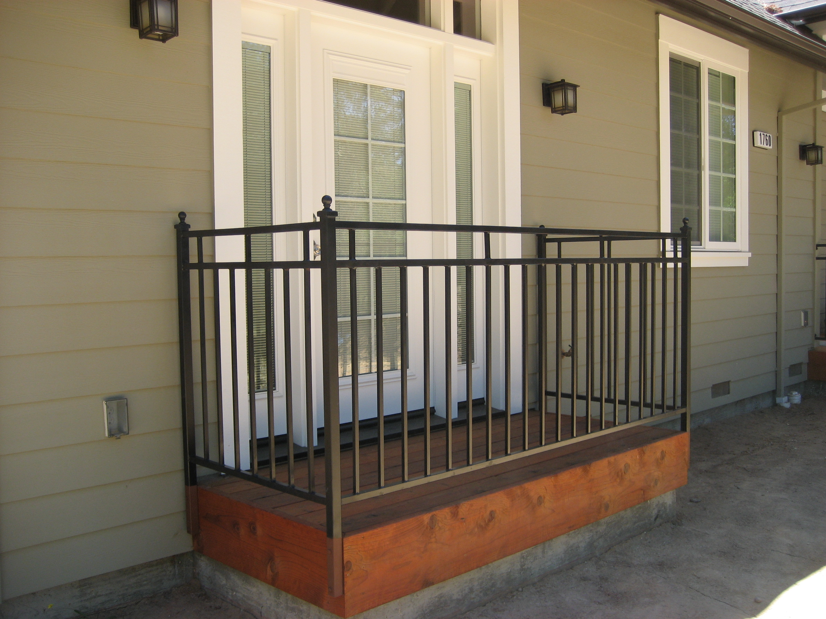 and railing wont picture t like about won porch wrought you will things railings iron