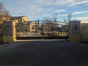 Sonoma County gates, Sonoma County fencing, automatic gates, handrails, welding