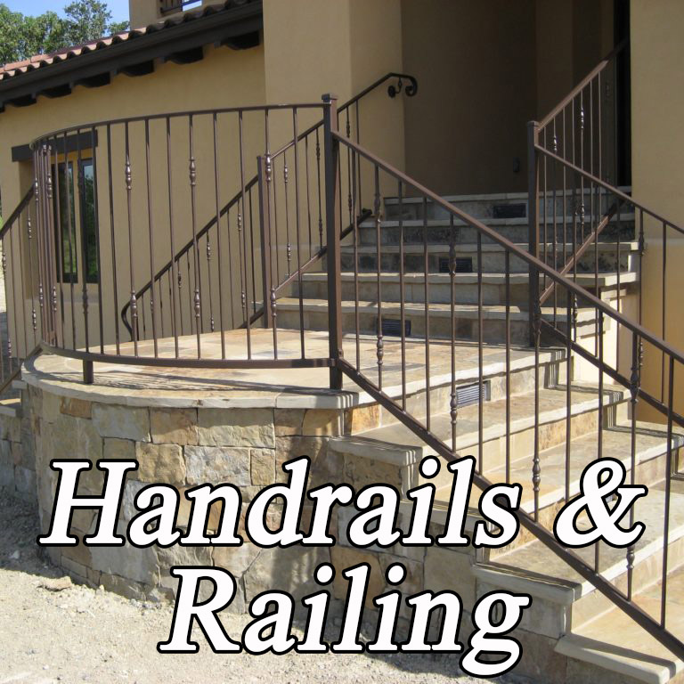 Handrails & Railing Sonoma County